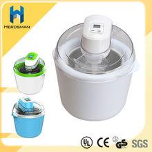 New design CE UL ETL ROHS 12w best home ice cream maker
