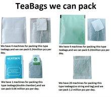 1405 Green tea bag