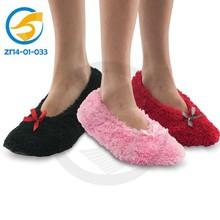 girls soft warm fleece slipper for winter