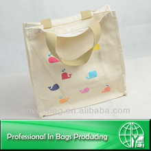 Large Organic Cotton Tote Bags blank canvas wholesale tote bags
