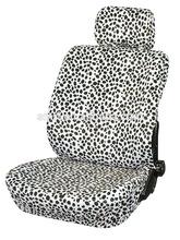 2014 fashion zebra car seat cover