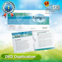 DVD duplication withdigital printing Case