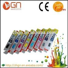 New hot refilling printer inkjet cartridge cli-42 ink cartridge used for Canon PRO-100 printer