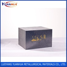 Magnesia carbon fireclay brick for steel mill