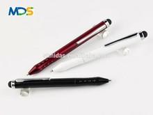 phone touch screen pen stylous touch ball point pen metal ballpoint touch pen