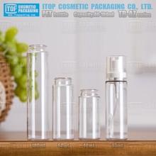 TB-AZ60 60ml good quality uv coating traditional luxury 60ml pet cosmetic bottle
