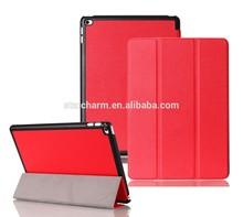Magnet Flip Leather Book Case Tri-fold Ultra Slim Case for ipad air