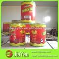 Cebola e pasta de tomate / enlatados ketchup de tomate fabricante para a áfrica / chinês pasta de tomate
