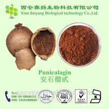 Supply Pomegranate Leaf Extract Powder/ Pomegranate Bark Extract/ Pomegranate Extract Punicalagin