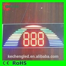 Novel Item !!! automobile bright 24v led truck lights /Led Digital safe light /car led read light