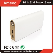 Attractive gifts High capacity 5v emergency power bank with digital display screen for smartphone,cute power bank