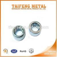Stainless Steel Threaded Anti Theft Nut