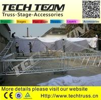 2014 Successful Case Aluminum Structure Truss Girder