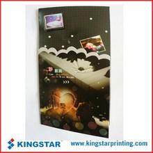 popular customized 3d postcard