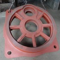 porcelana de alta precisão açoinoxidável moldagem de trem e navio motor de peças de ferro fundido do molde