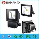 Outdoor decorate ip65 50w rgb led floodlight with remote 12v focos de exterior rgb