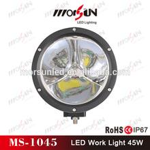 45watt led work lamp, led 45w worklight, 45Watt led tractor worklight for tractor SUV jeep