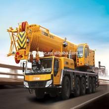 Hydraulic mobile 180T XCMG rough terrain crane QAY180
