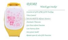 Factory GSM GPS wrist watch, GPS tracking bracelet, GPS tracker watch