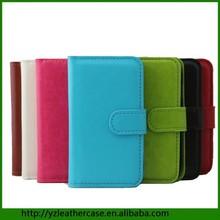 2014 latest design hot sale elegant blank phone case leather phone case
