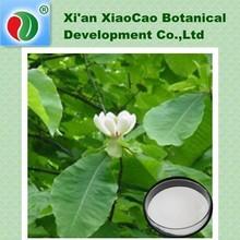Professional Magnolia Bark Extract Supplements, Pure Magnolia Bark Powder/Cortex Magnoliae Officinalis Extract,Free Sample