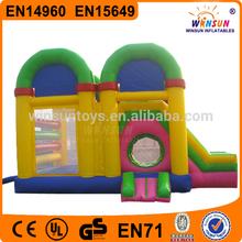 Outdoor high quality cheap children slides