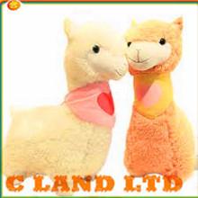 Plush Alpaca Toy Stuffed Alpaca Toy Competitive pirce