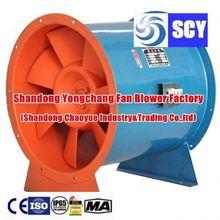 chemical fume cupboard/induced fan/draft fan