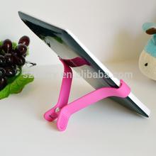 BL-2032 lovely heart shape phone holder, Folding Mobile Phone Holder