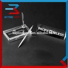 Promotional crystal stationery ,crystal stationery set