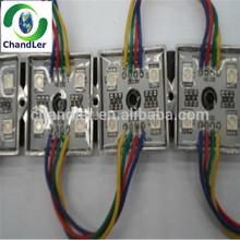 LED Module 12V Waterproof 5050 4 SMD LED Light module