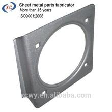 Custom aluminum stamping metal parts sheet metal work