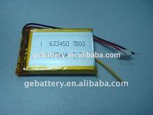 super absorbent lipo battery 3.7v for making batteries packs