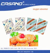 Biggest manufacturer food grade oxygen absorber for food packaging
