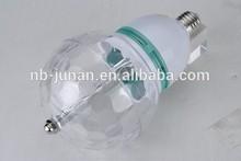 led disco bulb led rotating bulb disco bulb