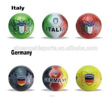 sports training equipment-match quality training soccer ball/football