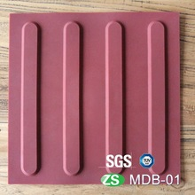 TPU PVC Material round edge metal tile trim With 300 millimeter Side Length