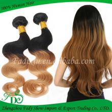 noble gold weaving hair