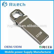 mini slim 1GB USB Flash Drive with Revolving Cap