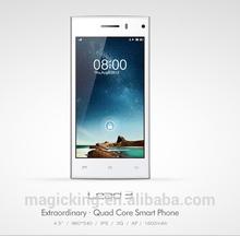 4.5inch leagoo lead 3 QHD mtk6595 smart mobile phone with Ultra slim, unique design