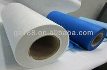 specials USD2.26/KG FOB Shanghai, Parallel Lapping 100%PET Spunlace nonwoven