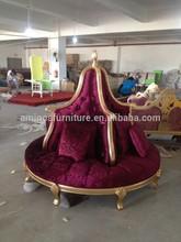 round sofa furniture