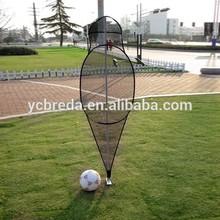 desmontable de entrenamiento de fútbol dummy para el juego de fútbol
