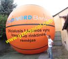 inflatable giant basketball advertising model