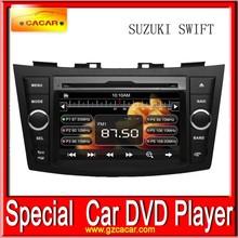 7 inch touch screen best navigation gps dvd for Swift Suzuki Swift 2012 car video dvd player