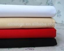 "100% Cotton Poplin 40x40 133x100 57/58"" shirt fabric"