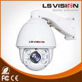 ls 720p vision hd caméra de sécuritéip zoom optique 50x 720p appareil photo caméra dômeip