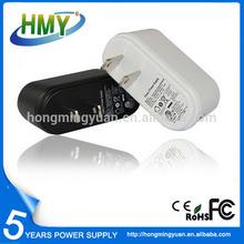 15V USB Power Adapter 15V 200mA CE ROHS Approved