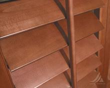 Best Seller in Autralia Luxury Horizontal Basswood Window Shutter
