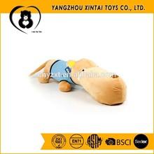 Dog shaped cushion plush cushion manufacturer